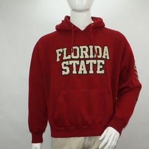 MENS CHAMPION NCAA FLORIDA STATE SEMINOLES HOODIE